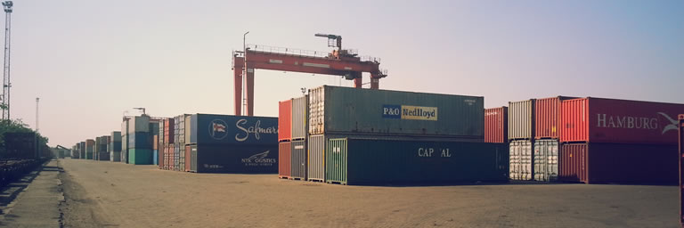 Container Depot Management