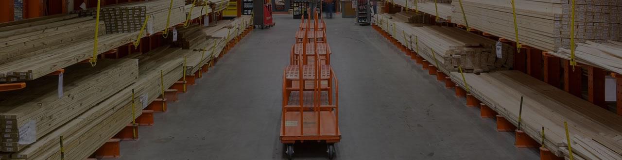 Depot Management System