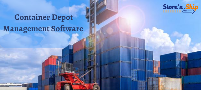 Comprehensive Depot Management Software Solution for Container Depots